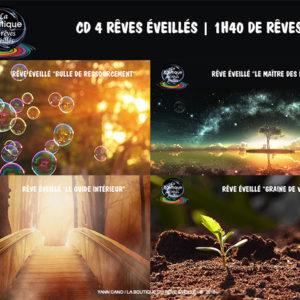 CD 4 Rêves éveillés